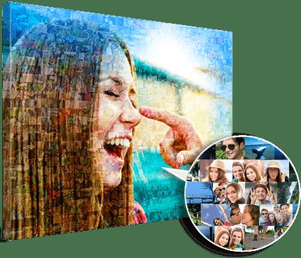Online ohne Software ein Mosaik erstellen